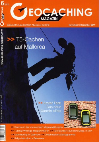 Geocaching-Magazin