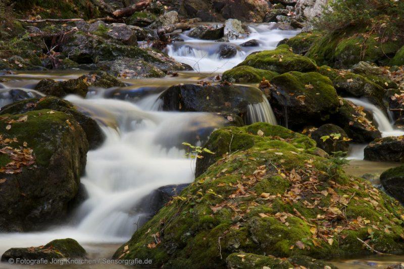 Usige Ban Falls Trail, Nova Scotia, Canada