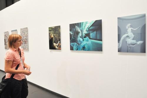 Visual Gallery, Halle 1