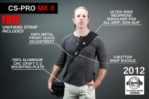 (C) Carry Speed CS-PRO MK II