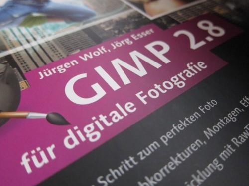 GIMP 2.8 für digitale Fotografie von Jürgen Wolf & Jörg Esser