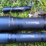 Pilz-Shooting LED LENSER