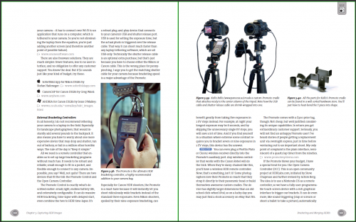 The HDRI Handbook Camera Gear