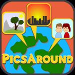 PicsAround Icon