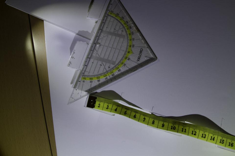 Lichtbox: Verzahnung ausmessen und schneiden