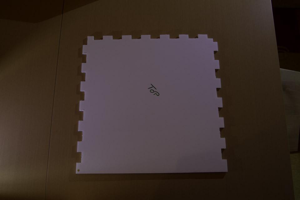Lichtbox: Deckel