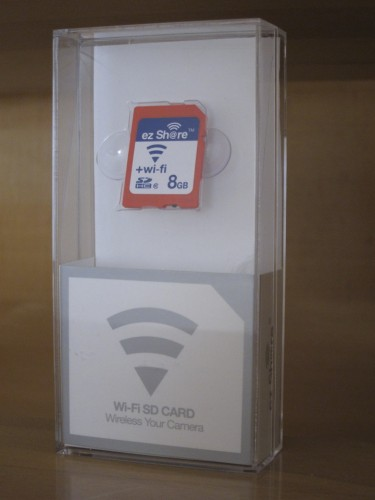 ez Share WiFi SDHC 8GB Class 10