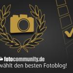 fotocommunity Wahl des besten Fotoblog