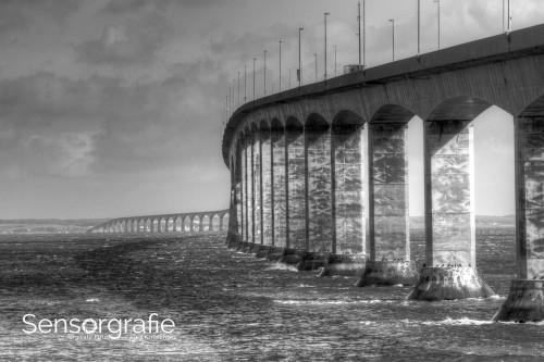 Confederation Bridge © Jörg Knörchen