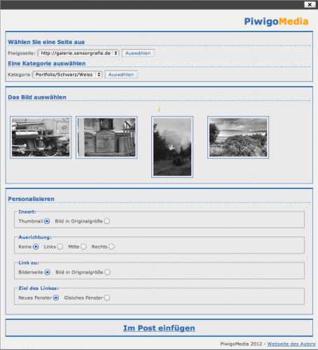 PiwigoMedia