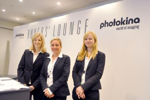 """Buyers Lounge"" / Foto: © Koelnmesse GmbH"
