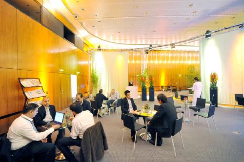 """Buyers Lounge"" /: Foto © Koelnmesse GmbH"