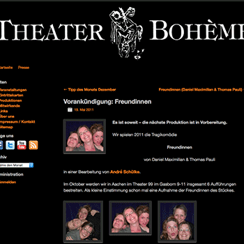 Theater Bohème