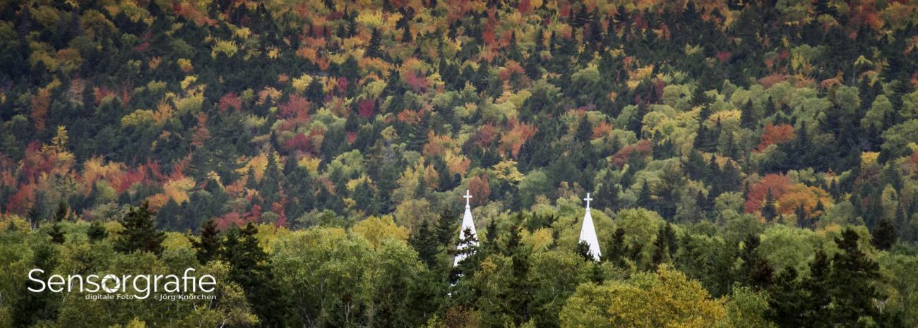 St. Peter's Roman Catholic Church, Ingonish, Nova Scotia, Canada