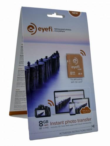 eyefi mobi SDHC 8GB Wi-Fi