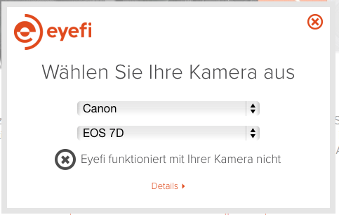 eyefi mobi Canon 7d