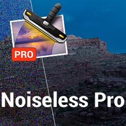 Bildrauschen einfach entfernen mit Noiseless
