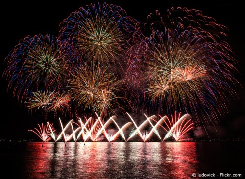© Cannes – Firework 2014 (Italie) (ludovick / Flickr, CC BY 2.0)