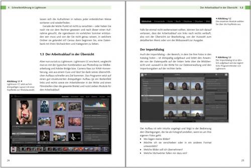 Einstieg in Lightroom 6 und CC: Bilder bearbeiten und organisieren: Schnelleinführung