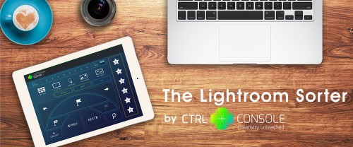 Bildbewertung in Lightroom mit CTRL+Console