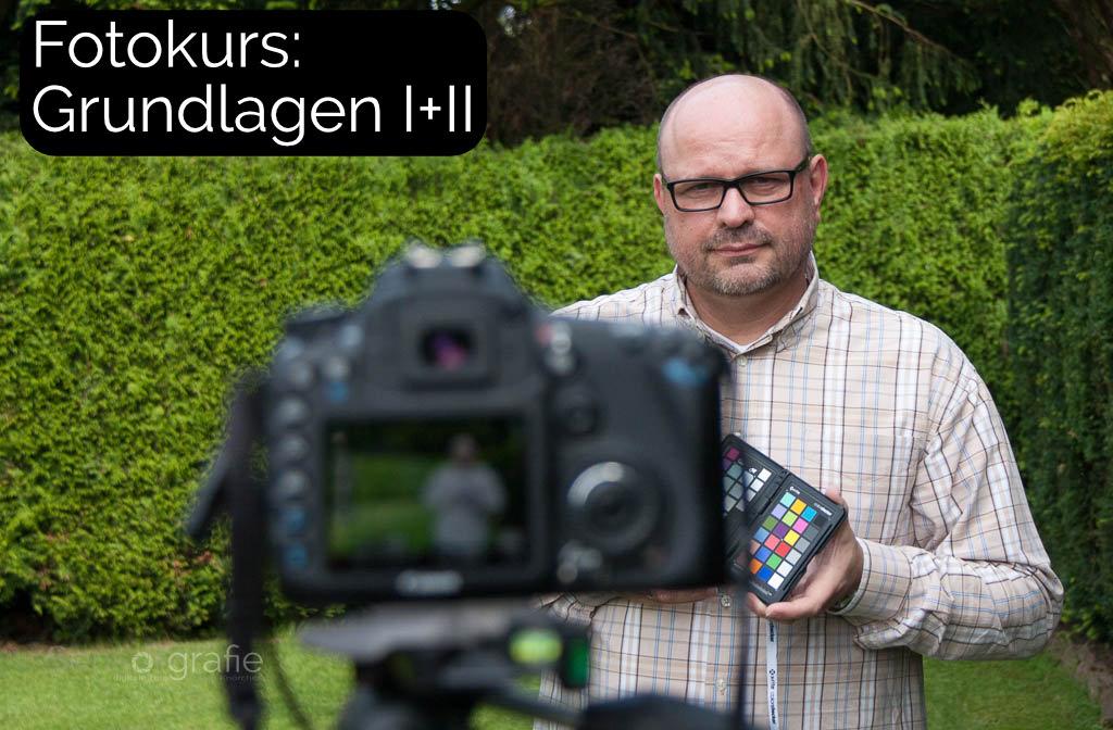 Fotokurs (2 Tage): Grundlagen der Fotografie ( I + II )