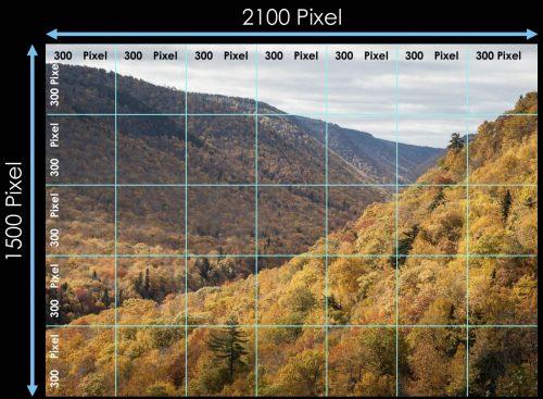 Auflösung 2100 x 1500 Pixel bei 300 dpi