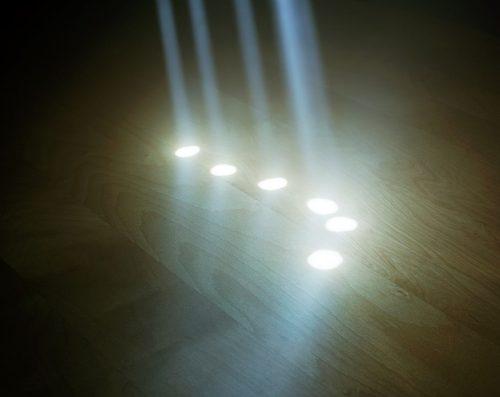 Licht als Motiv: Six Suns · courtesy of Alexander Harding · www.alexanderhardingart.com