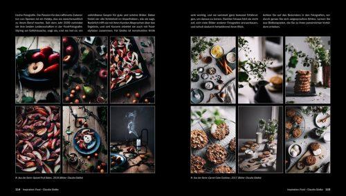 Bildgestaltung - Seiten der Inspiration