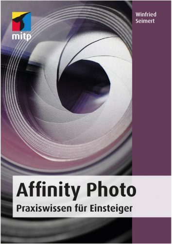 Cover: Affinity Photo © mitp Verlag