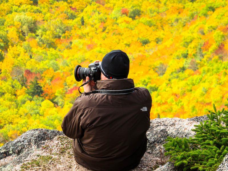 Fotoreise Kanadas Osten zum Indian-Summer