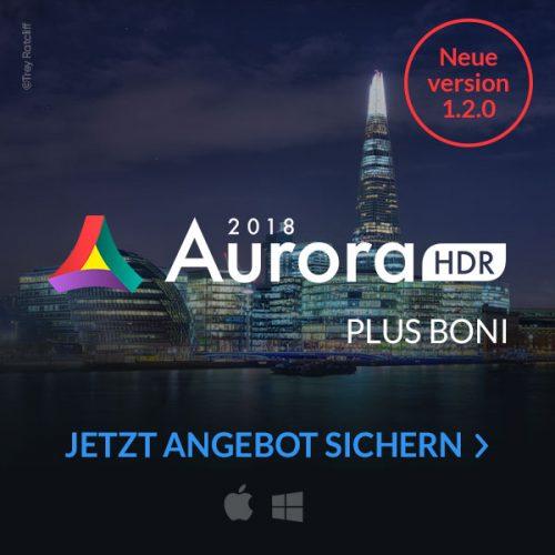 Aurora HDR 2018 Update 1.2.0