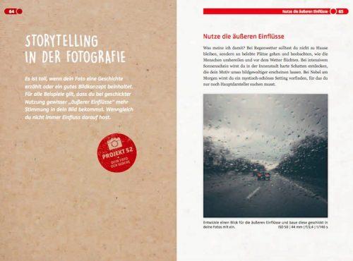 Kreative Foto-Aufgaben von Lars Poeck Beispielseite 1