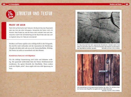 Kreative Foto-Aufgaben von Lars Poeck Beispielseite 3