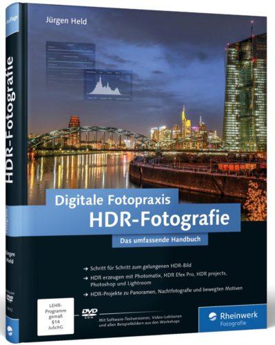 HDR-Fotografie, Jürgen Held, Rheinwerk Verlag