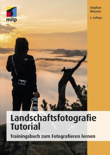Landschaftsfotografie Tutorial Cover