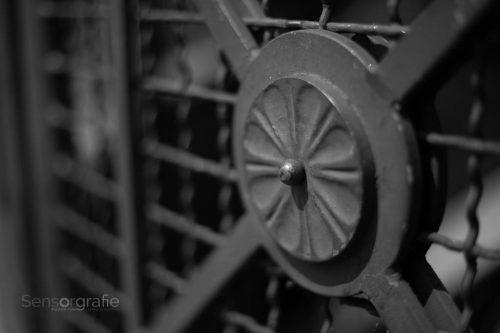 Auf den Punkt - Wupperschweben © Joerg Knoerchen - Sensorgrafie