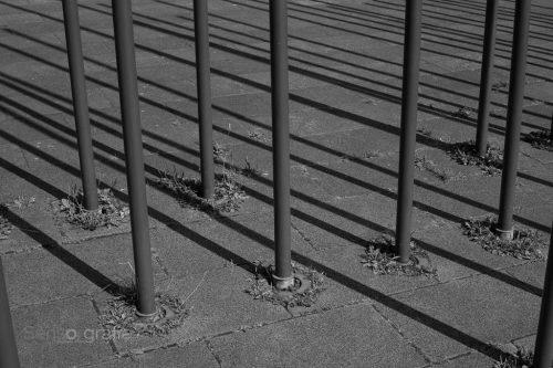 Nach Strich und Fahnen - Wupperschweben © Joerg Knoerchen - Sensorgrafie