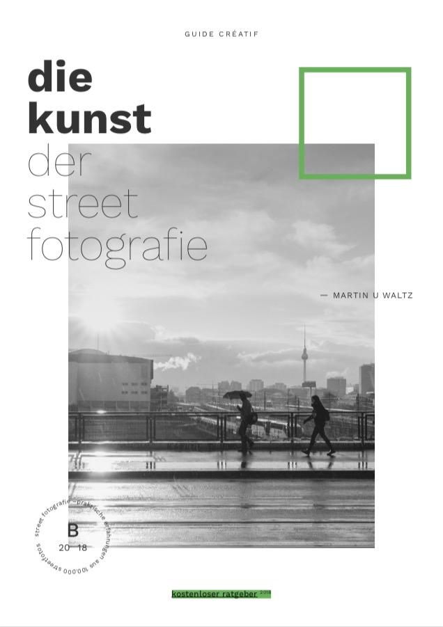 Die Kunst der Streetfotografie