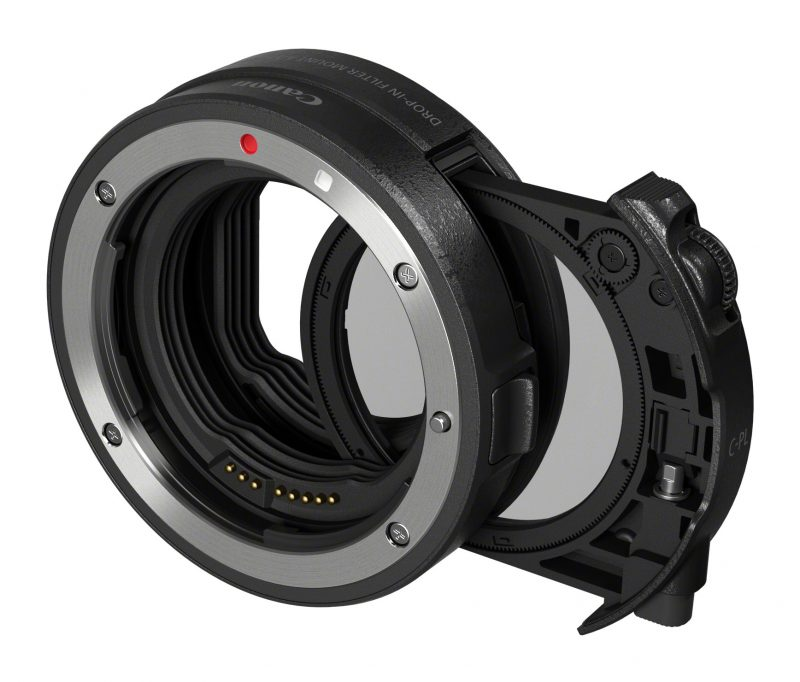 Canon EOS R System - Drop-In Filter Mount Adapter EF - EF-EOS R C-PL