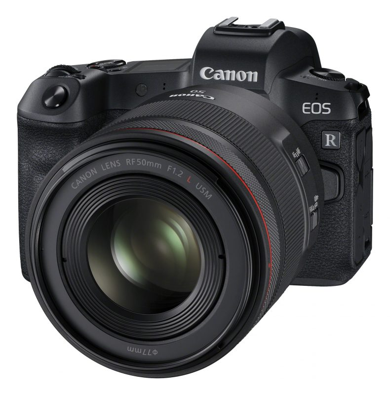 Canon EOS R RF50