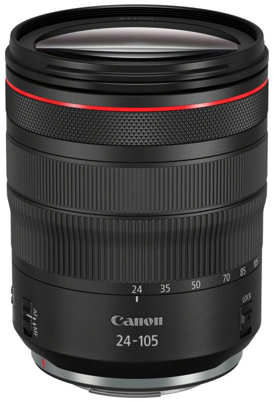 Canon EOS R RF24-105