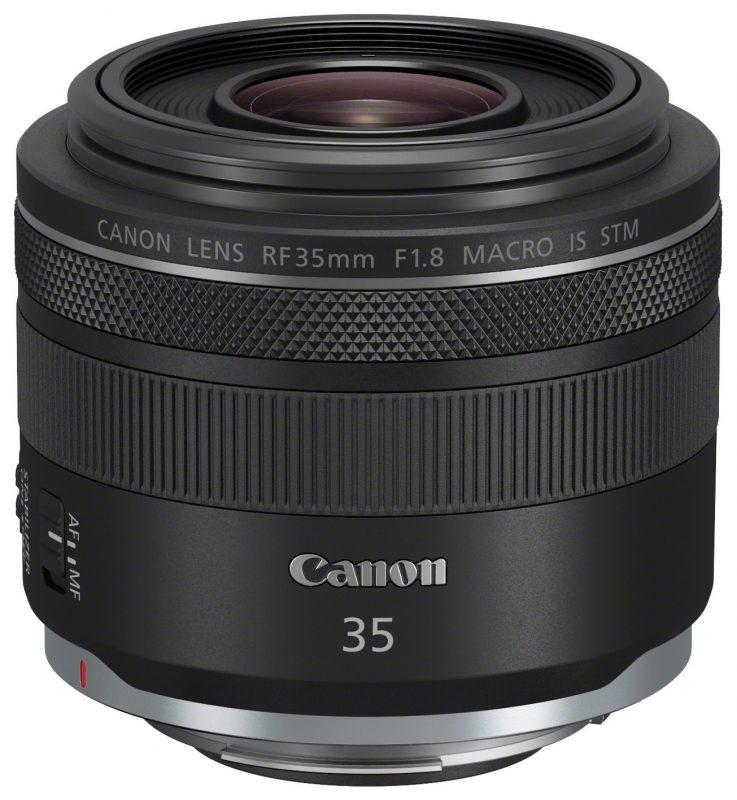 Canon EOS R RF35