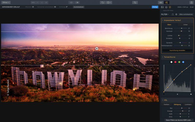 Aurora HDR 2019 Filter