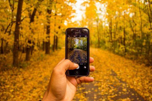 Smartphone-Fotografie, © Free-Photos, Quelle: Pixabay