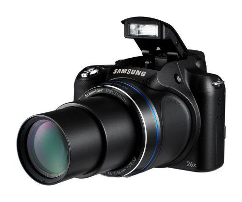 Beispiel einer Bridgekamera von Samsung
