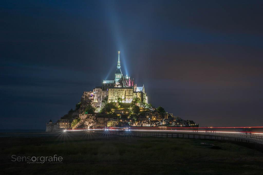 © Sensorgrafie - Le Mont-Saint-Michel