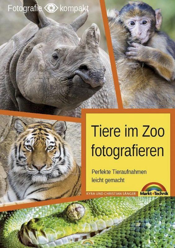 Tiere im Zoo fotografieren © Markt+Technik