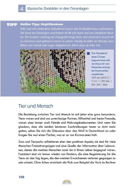 Beispielhafte Seite 108 © Markt+Technik