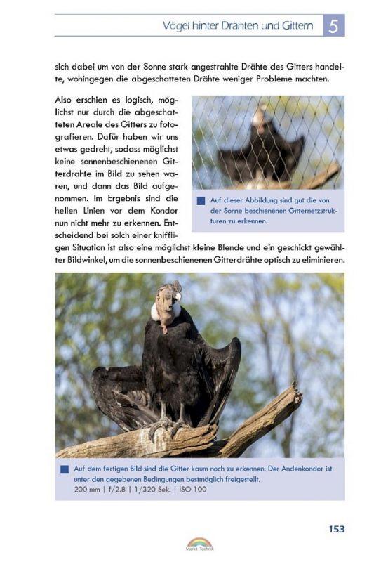 Beispielhafte Seite 153 © Markt+Technik