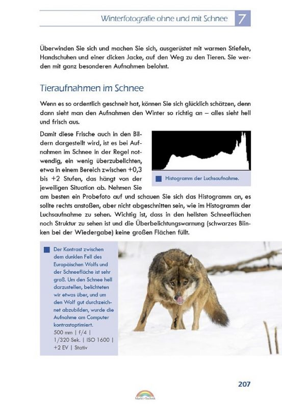 Beispielhafte Seite 207 © Markt+Technik
